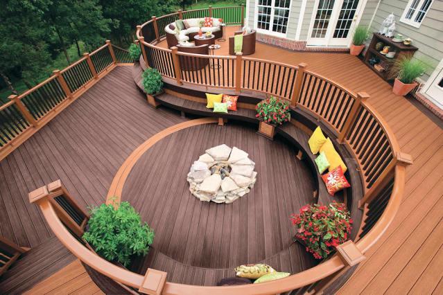 custom deck building company colorado